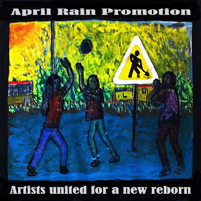 """Artists united for a new reborn"" Charity Sampler"