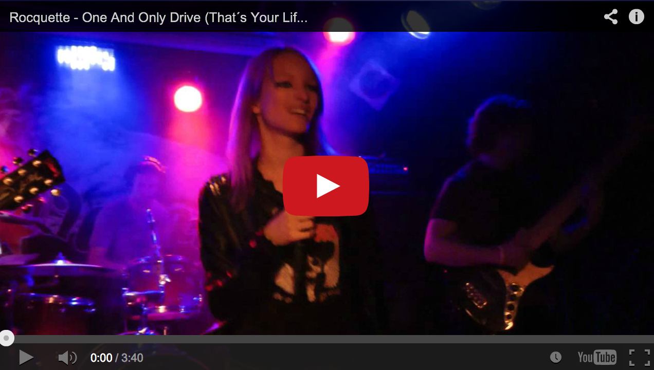 """You are currently viewing New video of """"One And Only Drive"""""""