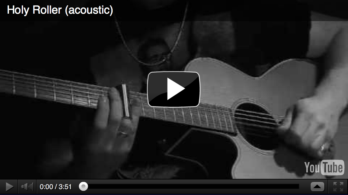 """Friday Feature #2: THE UNION – """"Holy Roller"""" (acoustic)"""