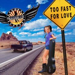 "CD ""Too Fast For Love"""
