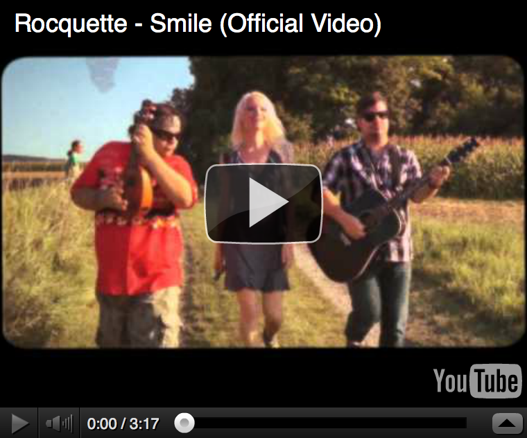"New music video ""Smile"""