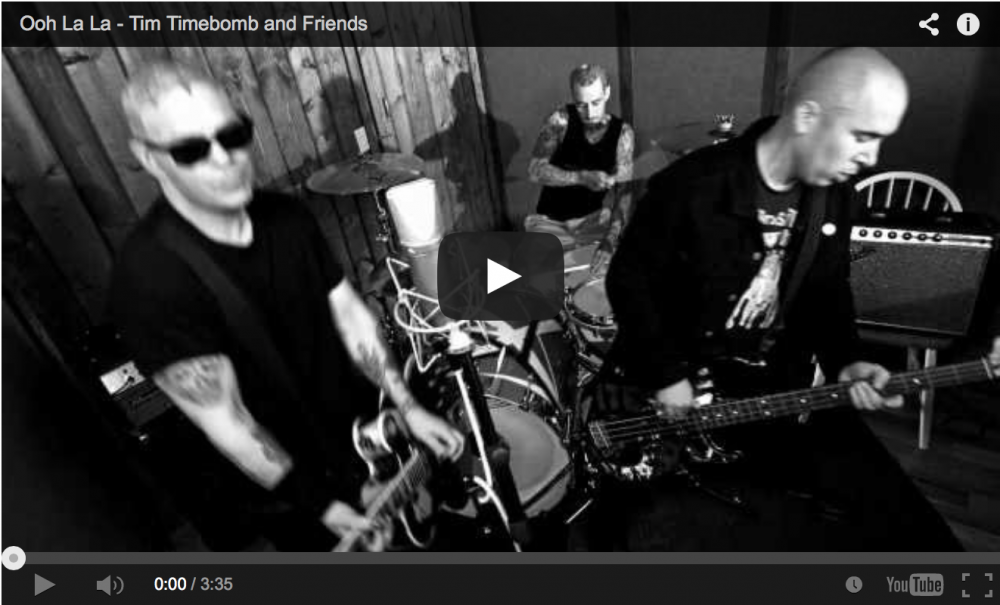 Friday Feature #8: Tim Timebomb and Friends