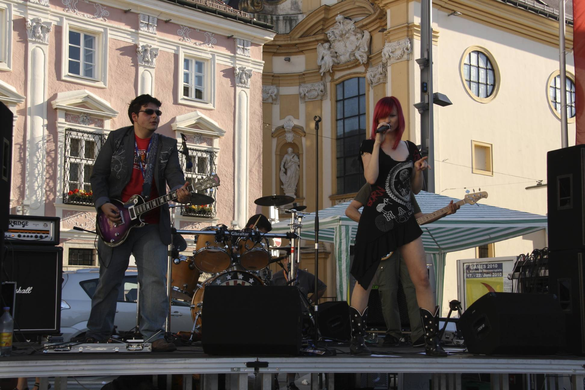 Upcoming show: Konzert am Rathausplatz