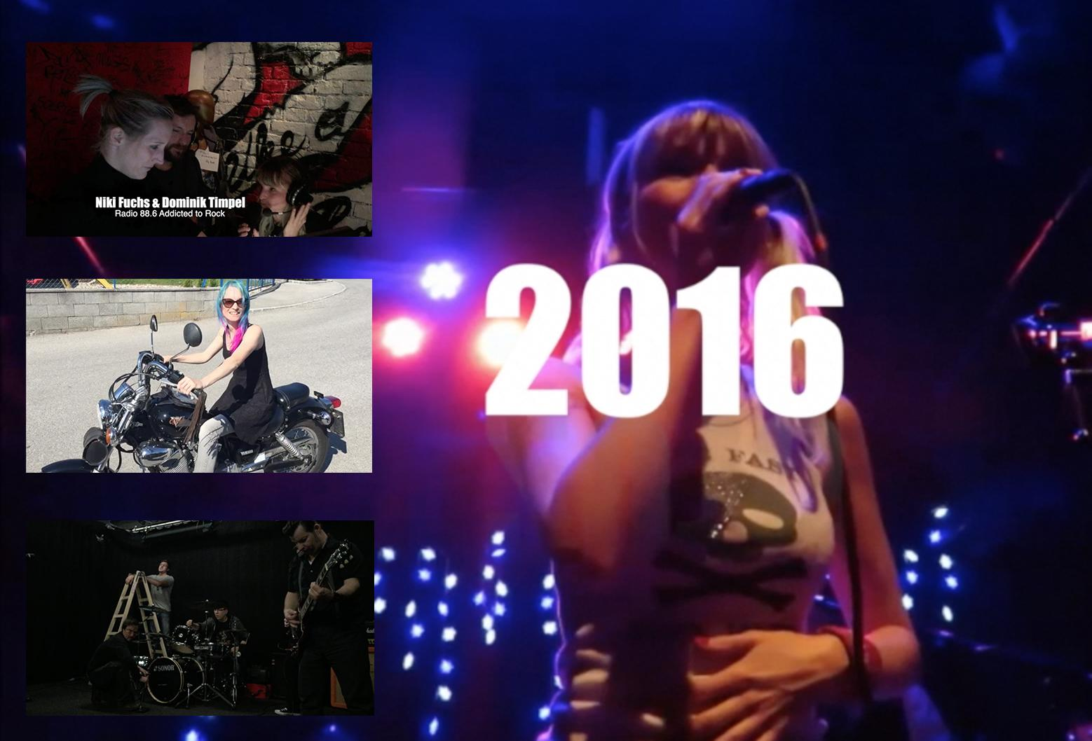 Webisode 33 – The year in review 2016