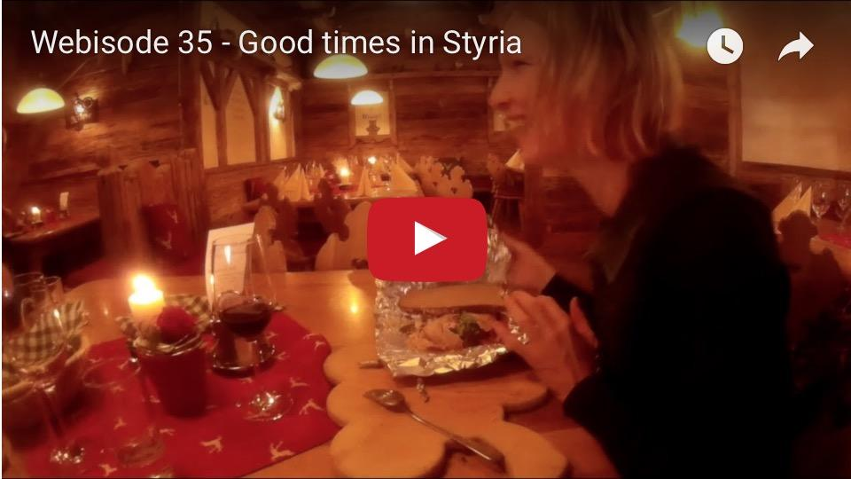 Webisode 35 – Good times in Styria